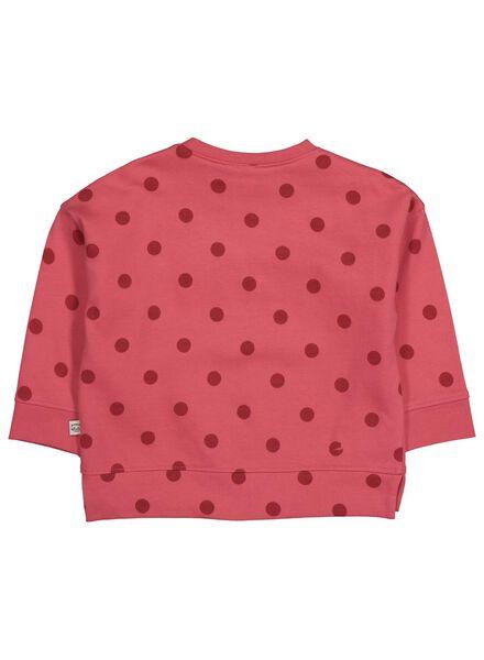 babysweater roze roze - 1000014259 - HEMA