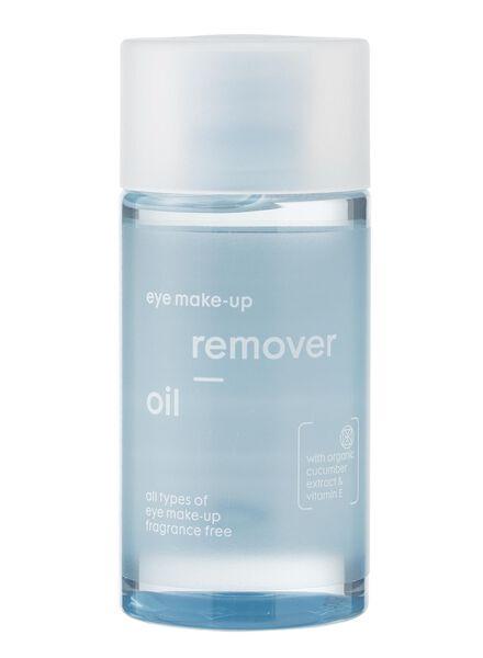 waterproof oog make-up reinigingsolie - 17880006 - HEMA