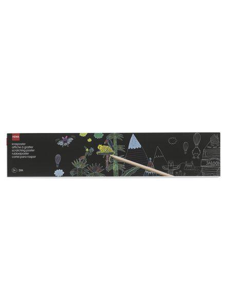 krasposter 200 cm - 15990329 - HEMA