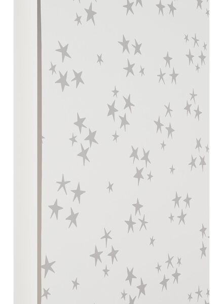 rolgordijn dessin verduisterend grijs - 1000016232 - HEMA