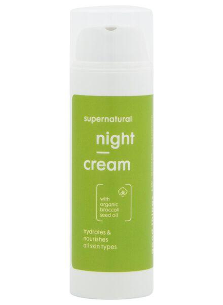 nachtcrème supernatural - 17870061 - HEMA