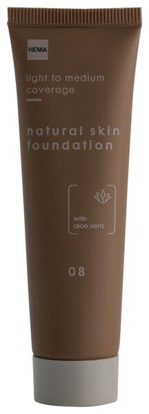 foundation natural skin 08 - 11290328 - HEMA