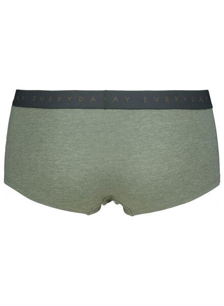 damesboxer groen groen - 1000014517 - HEMA