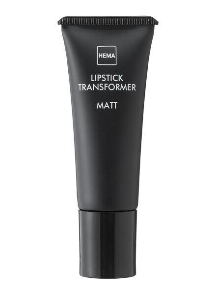 lipstick transformer matt - 11230402 - HEMA
