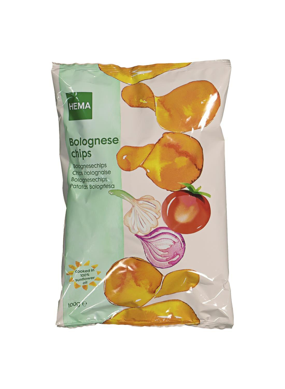 HEMA Chips Bolognese