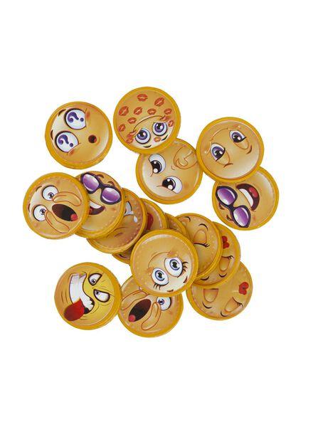 emoticons melkchocolade - 10213100 - HEMA