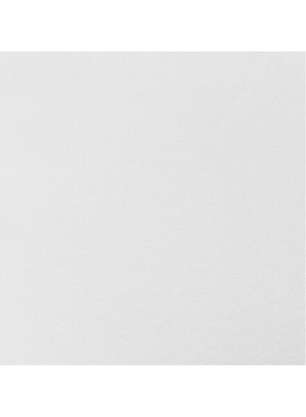 dameslegging - biologisch katoen wit - 1000004662 - HEMA