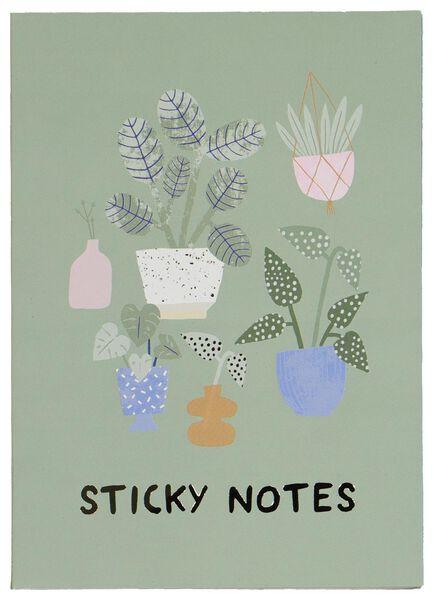 Sticky notes - 6 stuks