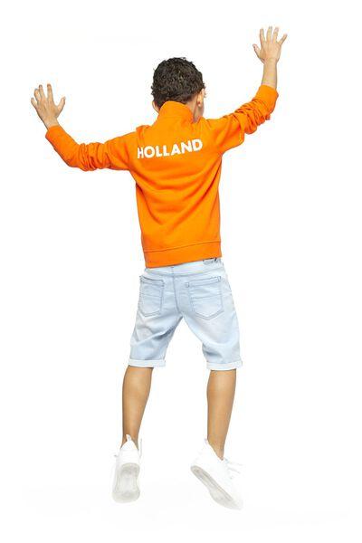 kindertrainingsjack HOLLAND oranje oranje - 1000018930 - HEMA