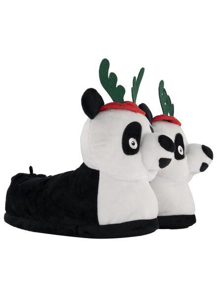 herensloffen kerst wit wit - 1000016952 - HEMA