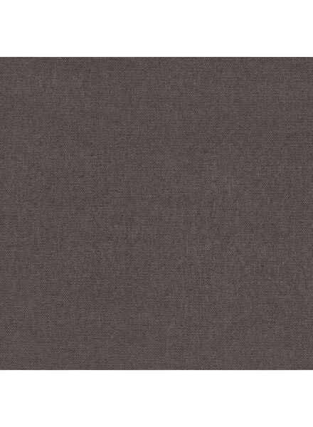 kant en klaar gordijn met ringen antraciet - 7632122 - HEMA
