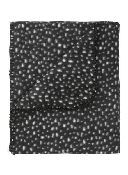 fleece plaid 130 x 150 cm - 7380058 - HEMA