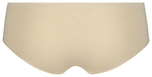 dameshipster naadloos micro beige beige - 1000019878 - HEMA