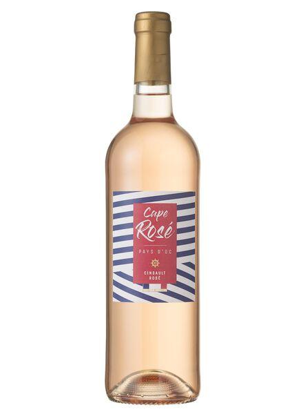 cape rose cinsault - 0,75 L - 17380360 - HEMA