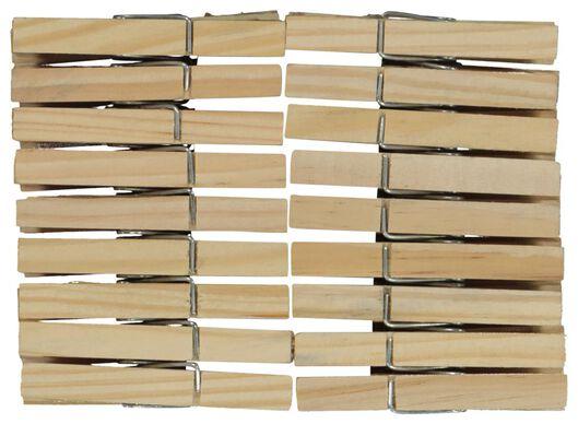 wasknijpers 36 stuks - 20520035 - HEMA