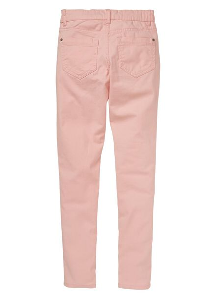 kinderbroek skinny roze roze - 1000008656 - HEMA