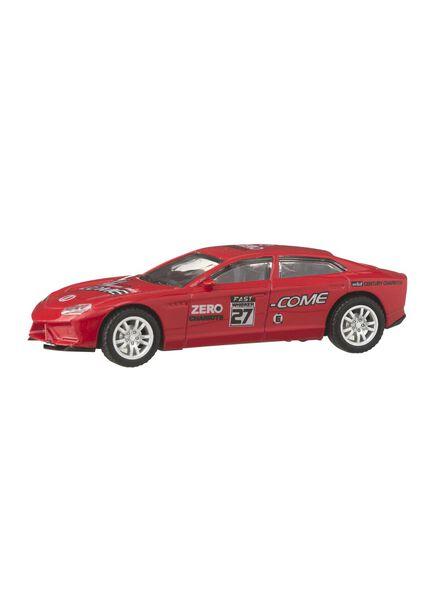 metalen race auto - 15160111 - HEMA
