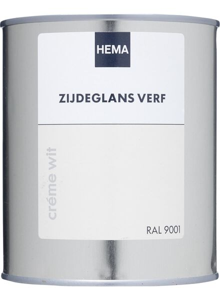 basics RAL 9001 zijdeglans - 81411523 - HEMA