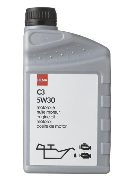 motorolie C3 5W30 1 liter - 41750022 - HEMA
