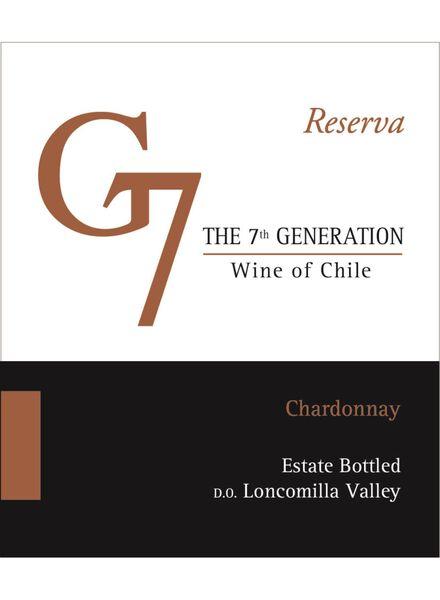 G7 reserva chardonnay - 0,75 L - 17371176 - HEMA