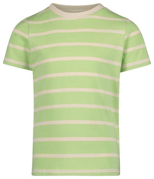 kinder t-shirt groen groen - 1000019769 - HEMA