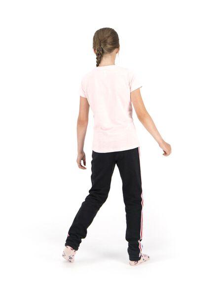 kinder t-shirt roze roze - 1000013497 - HEMA