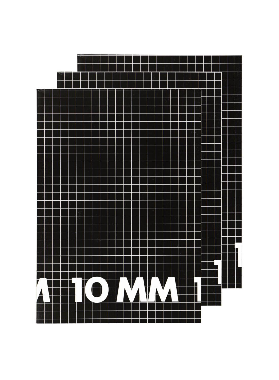 HEMA Schriften A4 - Geruit 10 Mm - 3 Stuks kopen