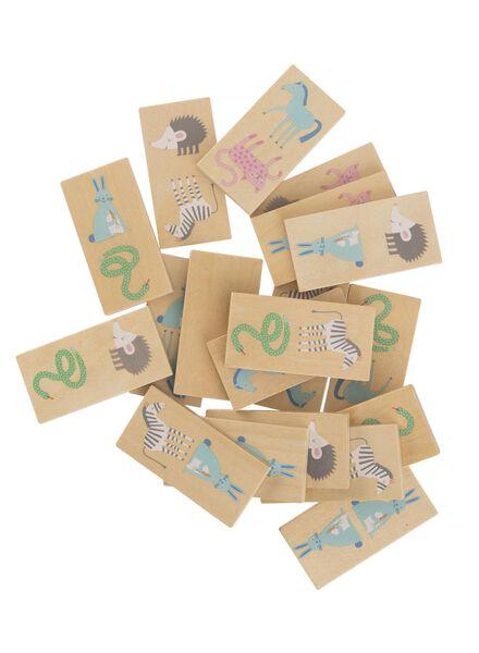 houten domino - 15190190 - HEMA
