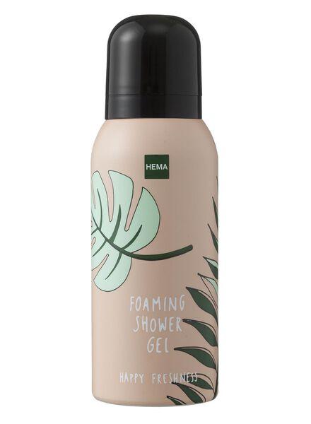 foaming shower gel - happy freshness - 60600194 - HEMA