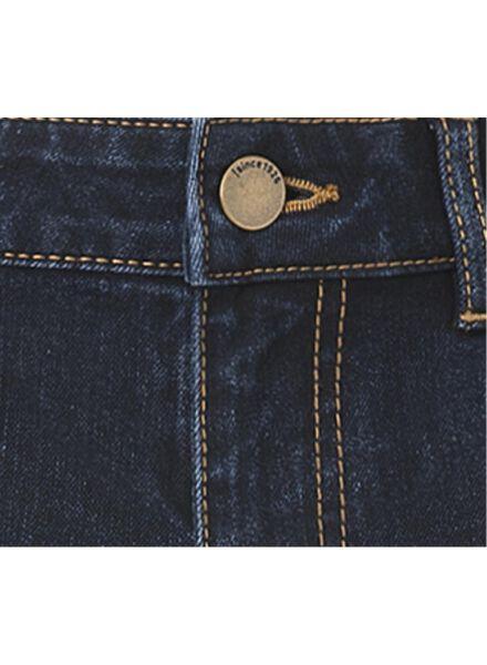 dames skinny donkerblauw donkerblauw - 1000012015 - HEMA
