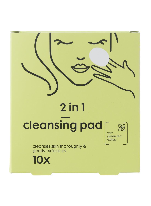 HEMA 10-pak Cleansing Pads 2 In 1