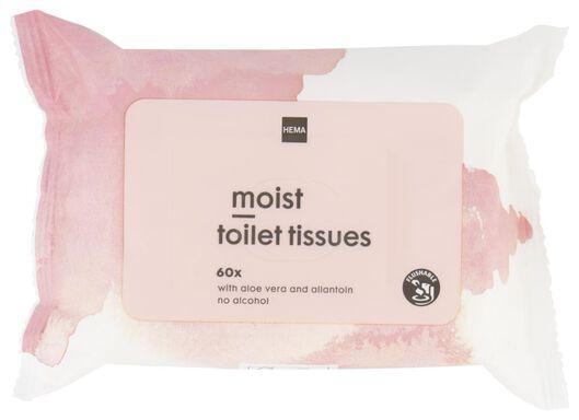 Vochtig toiletpapier - in Toiletpapier
