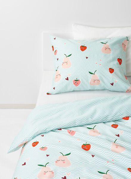 soft cotton kinderdekbedovertrek 140 x 200 cm - 5700185 - HEMA