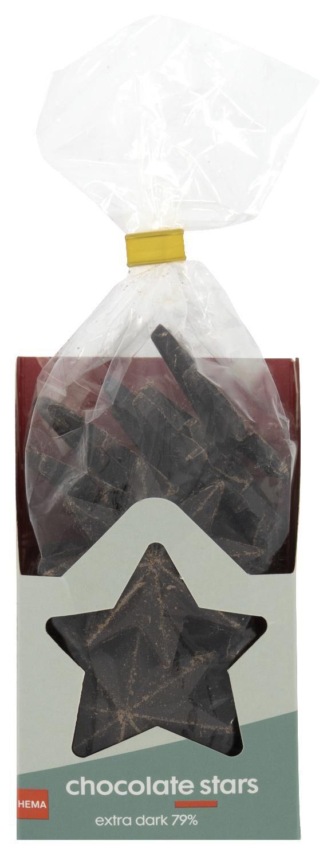HEMA Extra Pure Chocolade Sterren 150gram