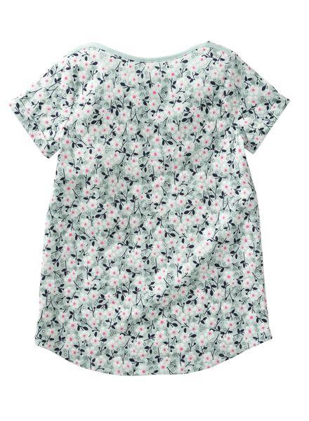 kinder t-shirt lichtblauw lichtblauw - 1000007614 - HEMA