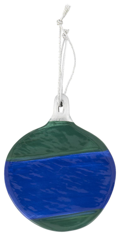 HEMA Kersthanger Aardewerk 7cm Groen (groen)