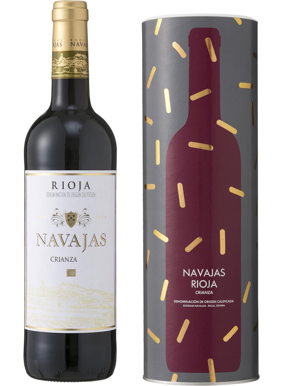 HEMA Bodega Navajas Rioja Crianza - 0,75 L hema.nl