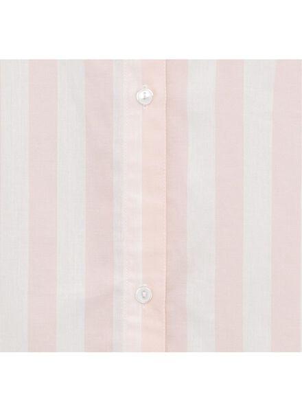 dames nachthemd katoen lichtroze lichtroze - 1000011748 - HEMA