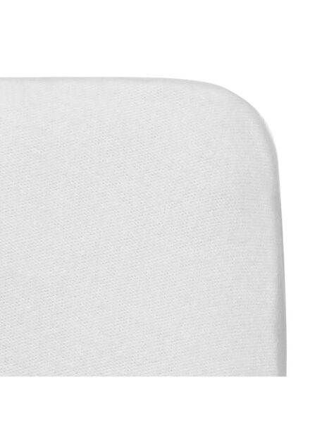 wieg molton hoeslaken 40 x 80 cm - 33328012 - HEMA