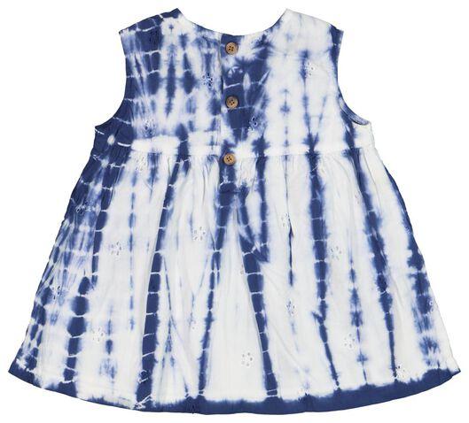 babyjurk blauw blauw - 1000019717 - HEMA