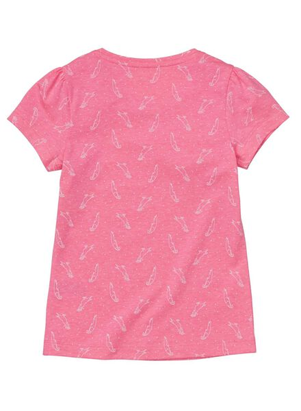 kinder t-shirt roze roze - 1000007797 - HEMA