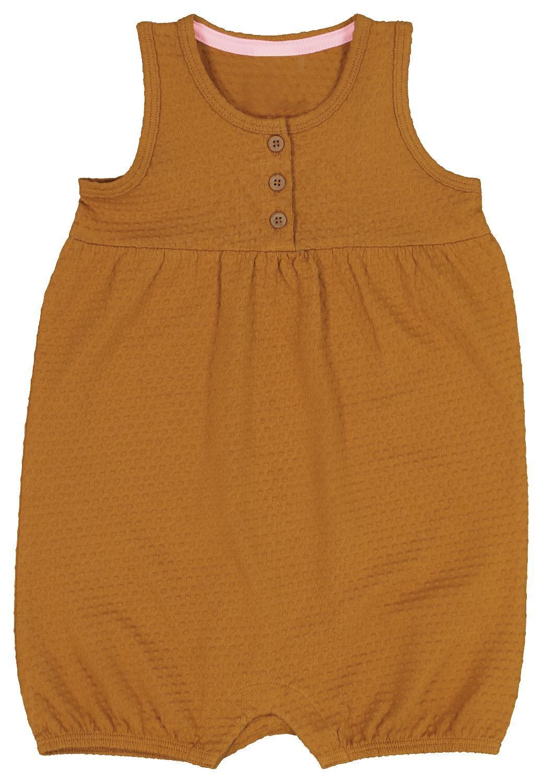 HEMA Baby Jumpsuit Bruin (bruin)
