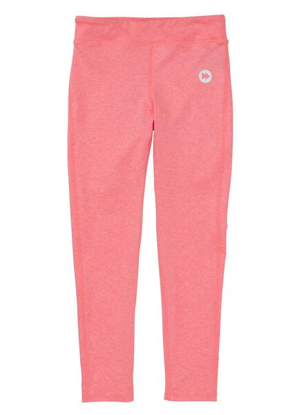 kinder sportbroek roze roze - 1000009059 - HEMA