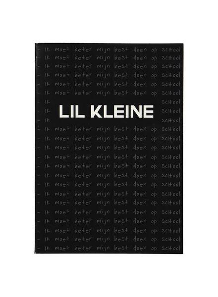 schrift Lil Kleine A4 - geruit 10 x 10 mm - 14900256 - HEMA