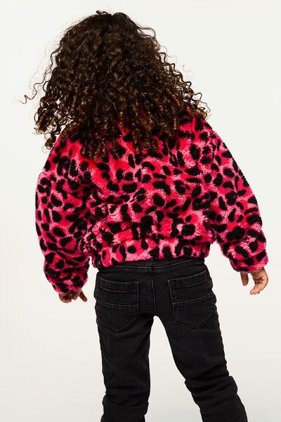 kinderjack roze roze - 1000022349 - HEMA