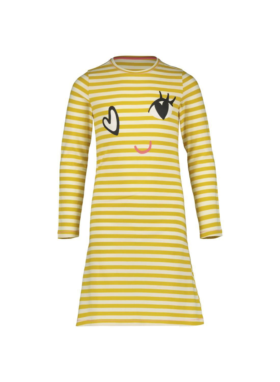 HEMA Kindernachthemd Geel (geel)