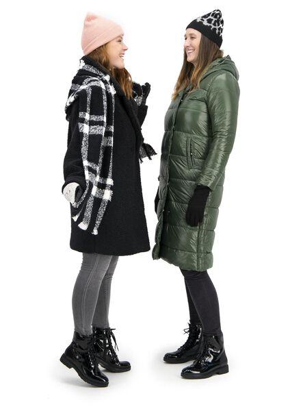 dameshandschoenen touchscreen grijsmelange grijsmelange - 1000014509 - HEMA