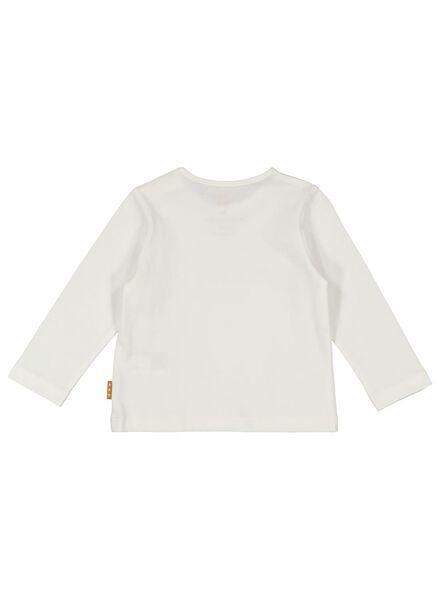 newborn t-shirt wit wit - 1000016925 - HEMA