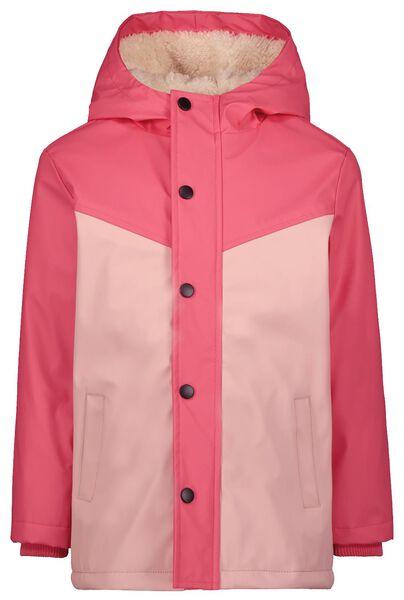 kinderjas roze 86/92 - 30896570 - HEMA
