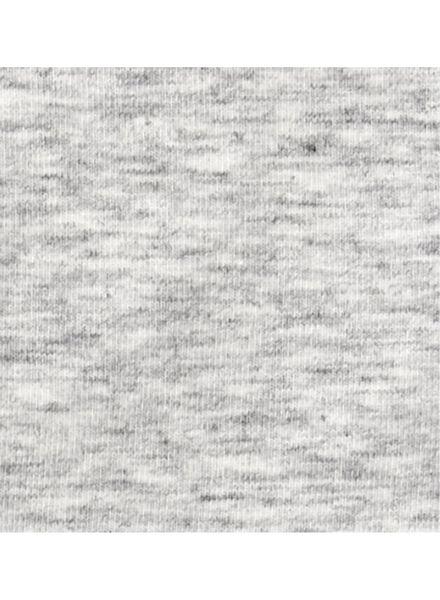 baby t-shirt bamboe grijsmelange grijsmelange - 1000012989 - HEMA